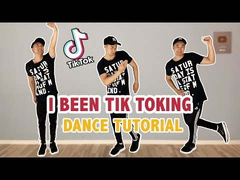 I BEEN TIK TOKING (KYLE EXUM FREESTYLE) DANCE TUTORIAL