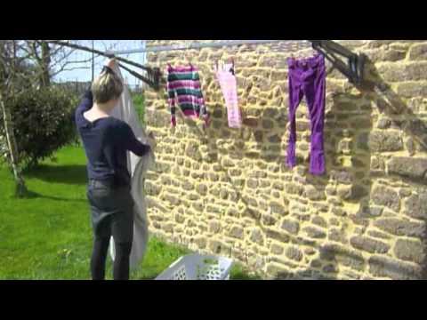 Stendibiancheria da muro Skippy L  YouTube