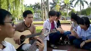 Say you do guitar - Du ca đường phố Bắc Ninh