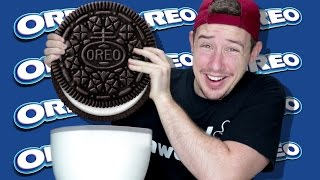 Biggest OREO in the World (BLIND ALERT)