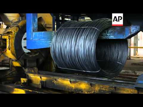Egyptian Steel boss sets sights on overseas markets to help boost economy