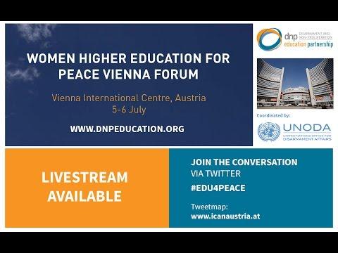 LIVESTREAM: Vienna Forum, 6 July