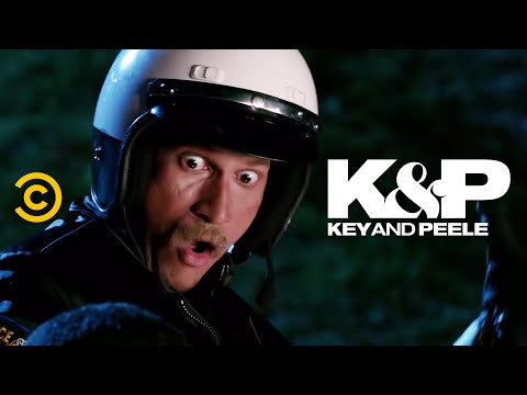 The Last Side Gig You'd Expect A Cop To Have - Key & Peele
