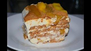 Mango Graham Float | Mango Graham Cake | Best Mango Graham Float Recipe
