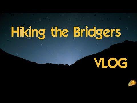 VLOG Hiking Sacajawea Peak ! | Summiting the Bridger Mountains | Bozeman Montana