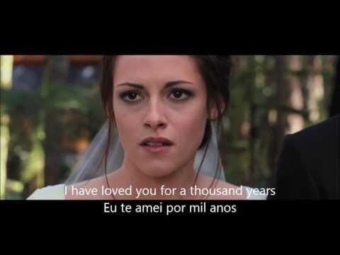 A Thousand Years - Christina Perri - Legenda Dupla