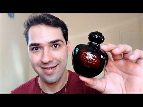 Hypnotic Poison Eau De Parfum Dior Youtube