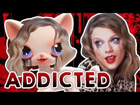 LPS: Addicted to Taylor Swift 2! (My Strange Addiction: Episode 34)