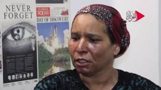 بالفيديو| تاجرة مخدرات تشوه جسد سيدة بماء النار.. والضحية: «عايزة حقي»