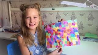 Как сделать гравюру, подарок своими руками, творчество доя школьников, подарок для мамы, бабушки