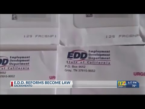 New California laws aim to combat fraud in jobless benefits