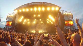 Korn - Intro/Right Now - Download Festival Paris 2016