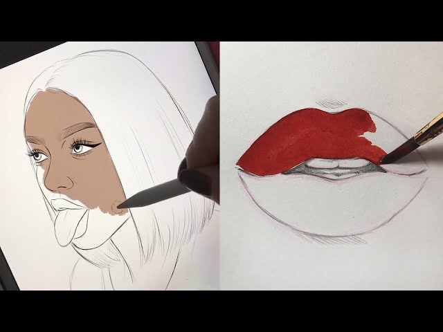 ODDLY SATISFYING ART VIDEOS