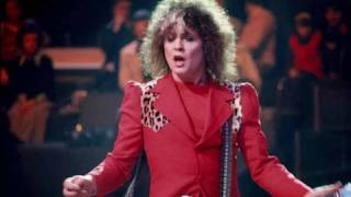 T. Rex (Marc Bolan) - Solid Gold Easy Action live Futuristic Dragon Tour 1976