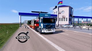 ETS2 Volvo FH16 Southern Region Voronezh to Yeysk