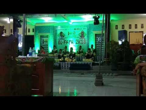 ALKAROMAH Sidoarjo Juara 3 FESBAN se JATIM di Benjeng Gresik 2018