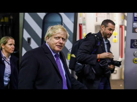 Watch again: The first 100 days: What can Boris Johnson get done?
