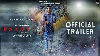 vuclip Baaghi 2 Movie poster editing    Baghi 2 Trailer poster editing    Picsart Manipulatiom Editing
