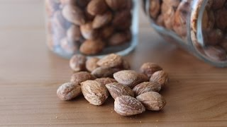 How To Make Salt Roasted Almonds With Paprika