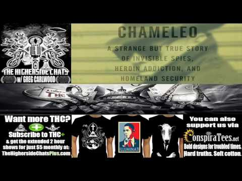 Robert Guffey | Project Chameleo, Secret Tech, & The Surveillance State