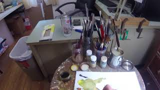 Oil Painting - Basic Layer Part 3
