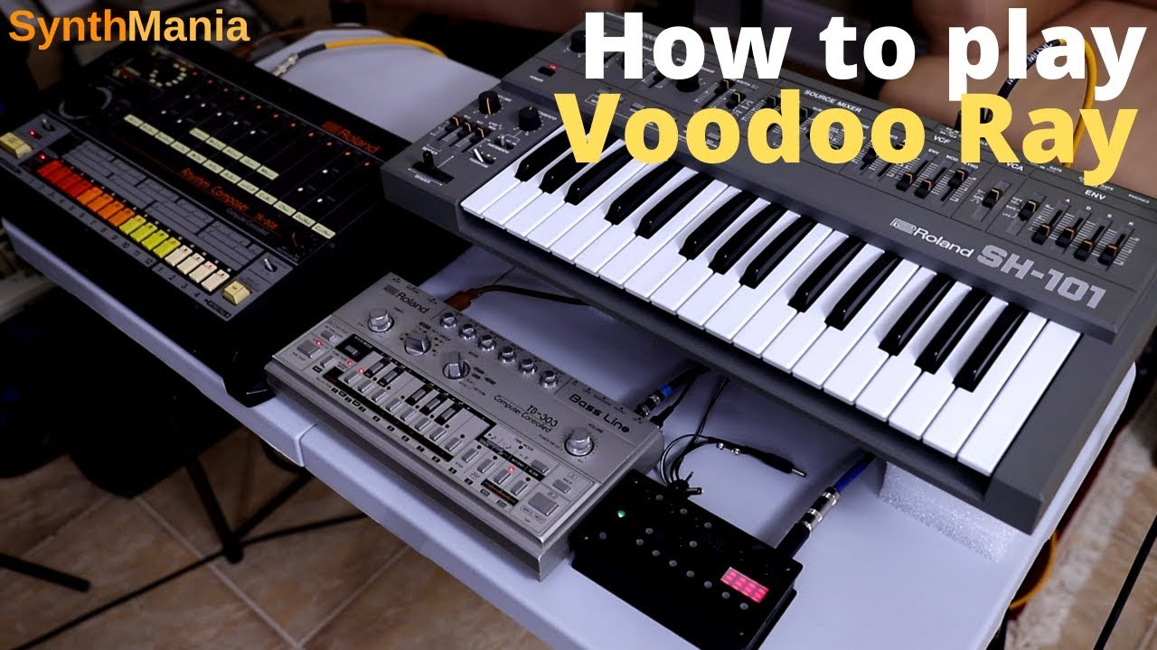 Download How to play Voodoo Ray