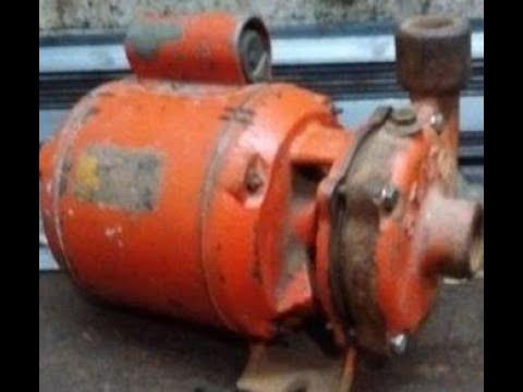Bomba Centrifuga no Arranca /Solucionado