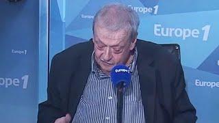 Guy Carlier troublé par Raphaël Enthoven