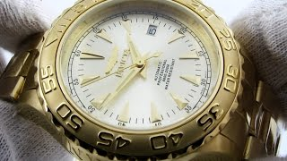 INVICTA Automatic Professional Gold DIVER WATCH 2306