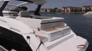 Cruisers Yachts 390 Express Coupe Features 2014- By BoatTest.com