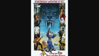 Roy Budd - Petra (Sinbad And The Eye Of The Tiger)