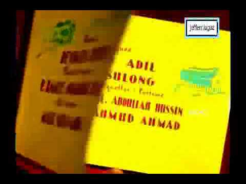 OST Hang Tuah 1956 - Negeri Melaka - P Ramlee