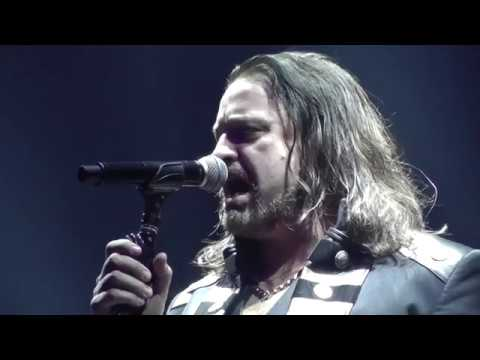 Trans-Siberian Orchestra - Find Our Way Home - Russell Allen Dave Z Multi-camera 1/4/15 Hartford TSO
