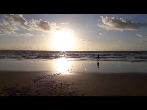 Nascer do sol em Porto de Galinhas Recife