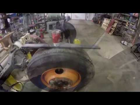 Ford F750 Haul Truck Build Part 38