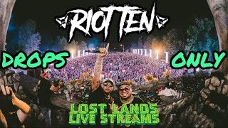 Riot Ten @ Lost Lands 2018 | Drops Only