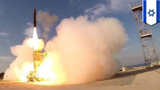 Israel missile defense: Arrow 3 system officially in operation - TomoNews