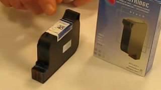 HP 45 Ink Cartridge Information - a k a HP45 inkjet