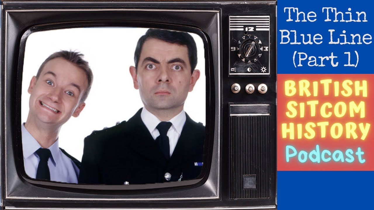 Download The Thin Blue Line (Part 1) - British Sitcom History Podcast