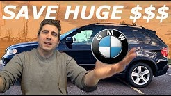 Save Money Replacing Your BMW Windshield - Don't Replace Yours Until You See This