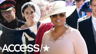Oprah On Meghan Markle's Royal Wedding: 'It Left Me Feeling' Anything Is Possible 'Through The Power