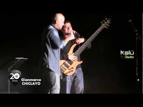 EL RITMO DE MI CORAZON - GIANMARCO & ELMER YAIPEN (EN CHICLAYO)