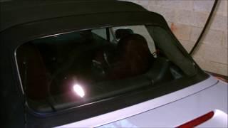Cabriolet // L'expert du cabriolet // BMW Z3 lunette arrière