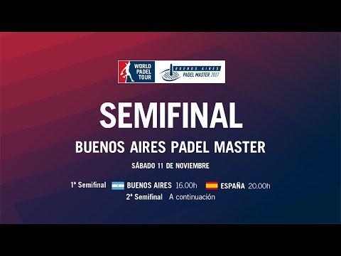 Semifinales Buenos Aires Master