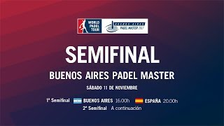 Semifinales Buenos Aires Master