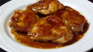 How To Make Teriyaki Chicken / 照燒雞