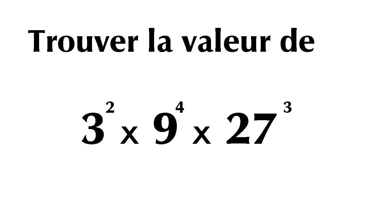 exercices math u00e9matiques secondaire 3