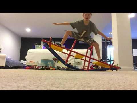 BrettAndJack - Green Goblin Glider