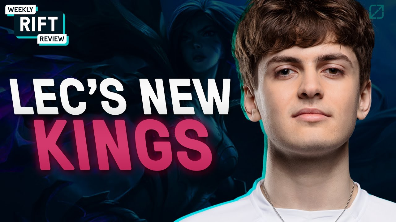 MAD Lions END the G2 & Fnatic Era | Weekly Rift Review