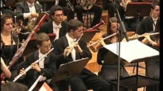 Sinfonía nº8. The Mountains of Mallorca de Derek Bourgeois - Banda de Música Xuvenil de Barro - Parte 1/3